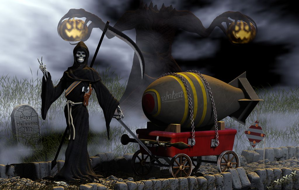 Halloween Death