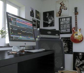 Home Recording Octane Render