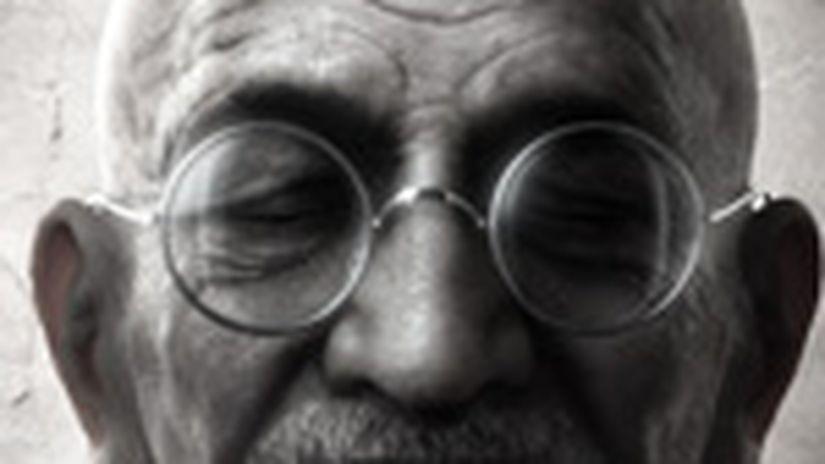 Mahatma Gandhi, La Grande Anima