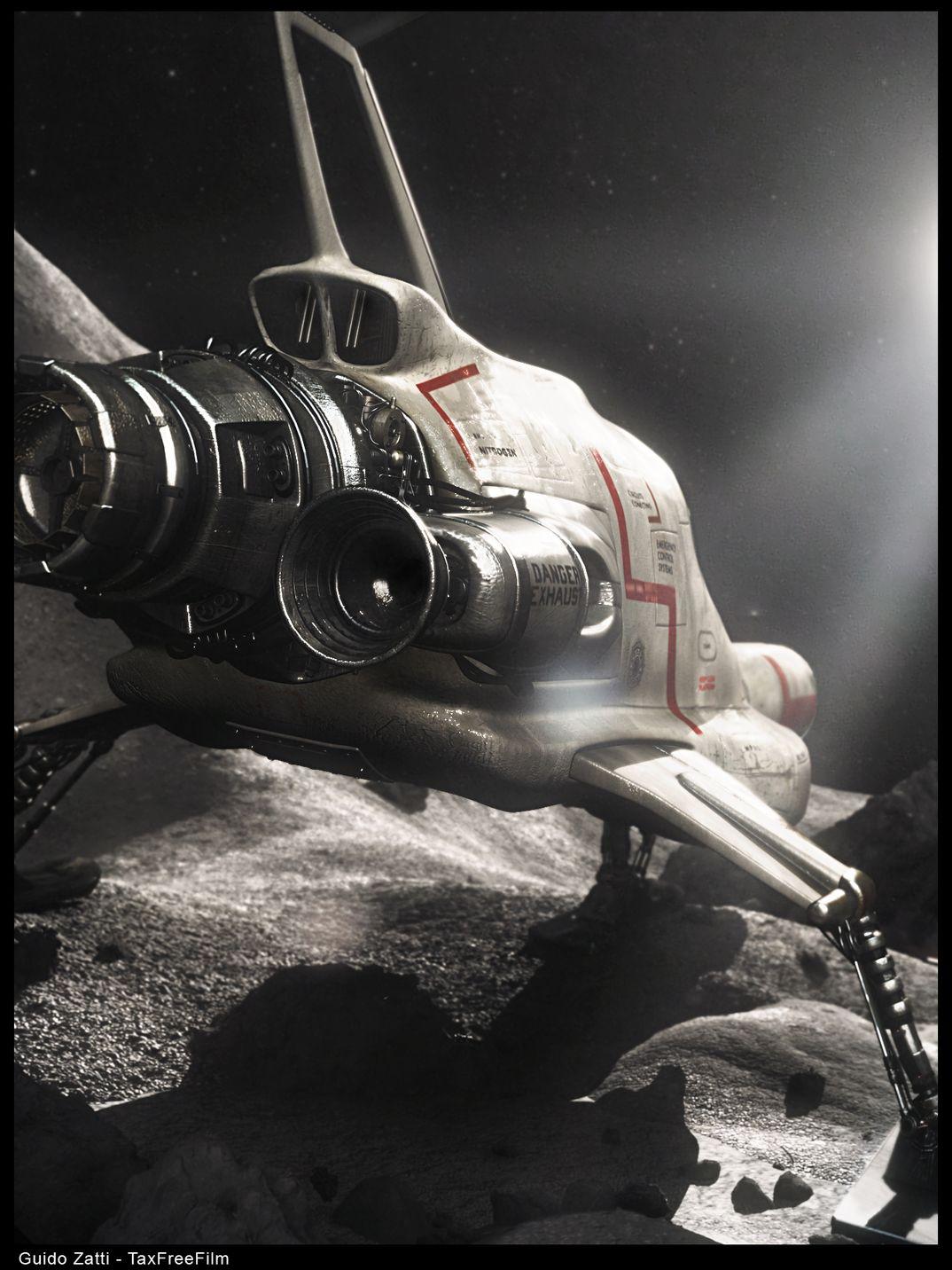 UFO Interceptor.