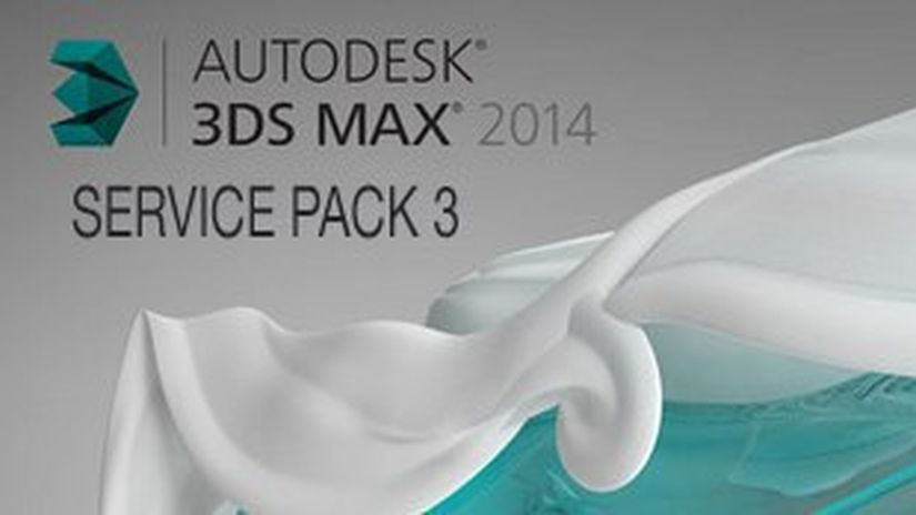 Autodesk 3ds Max 2014 and 3ds Max Design 2014 Service Pack 3 (SP3)