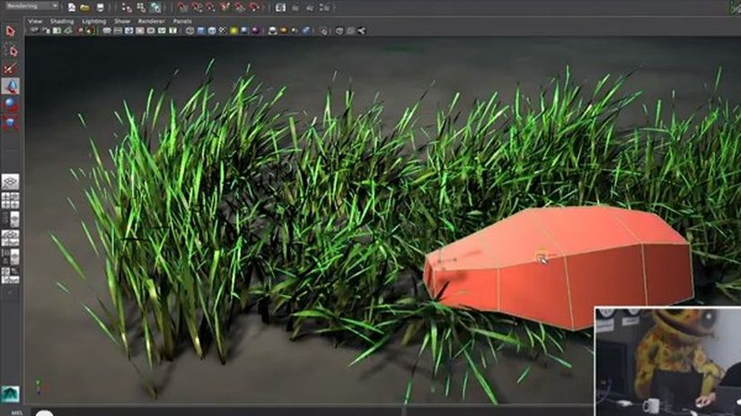 Maya 2014: new features