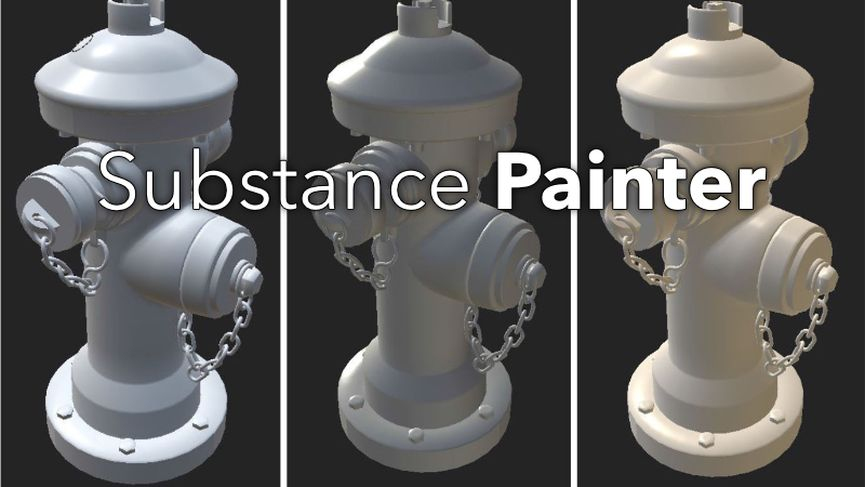 Introduzione a Substance Painter – Tutorial per iniziare