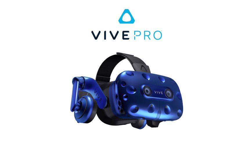 HTC annuncia Vive Pro con una risoluzione di 3K