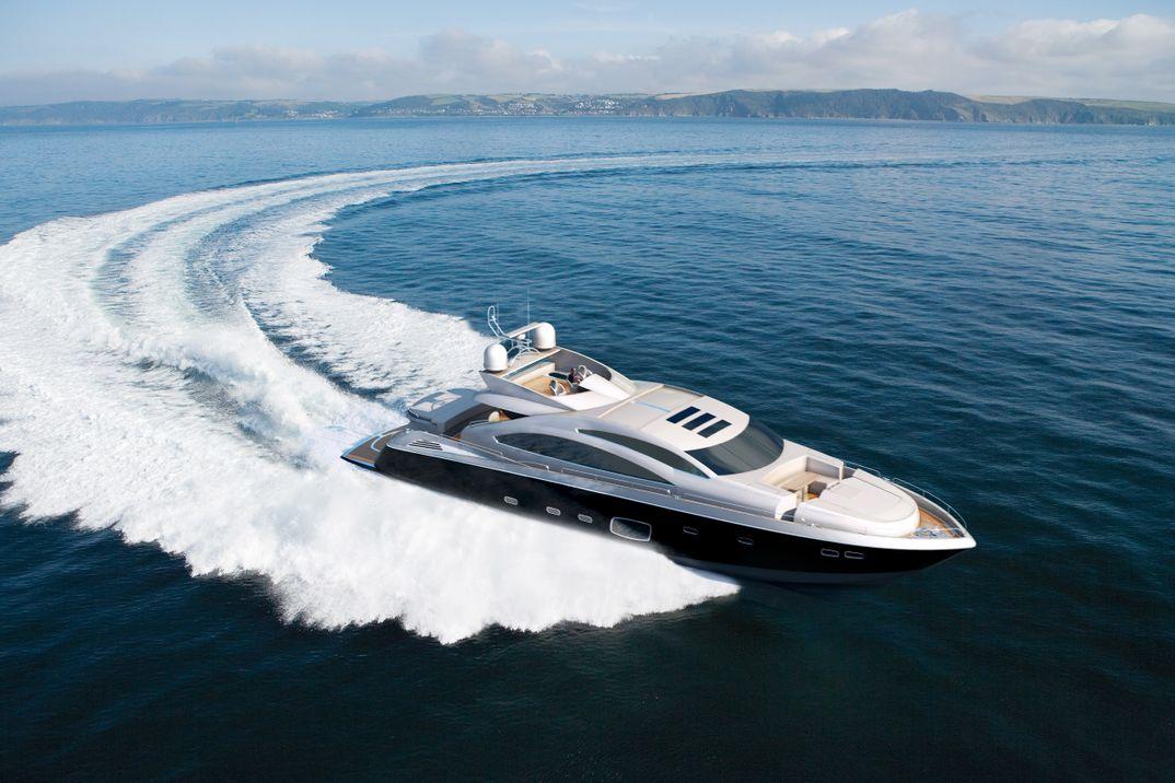 test yacht design