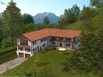 Villa In Area Boschiva