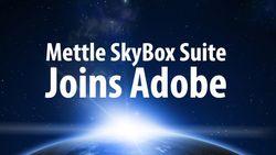 Adobe: sempre più nella VR con Mettle SkyBox