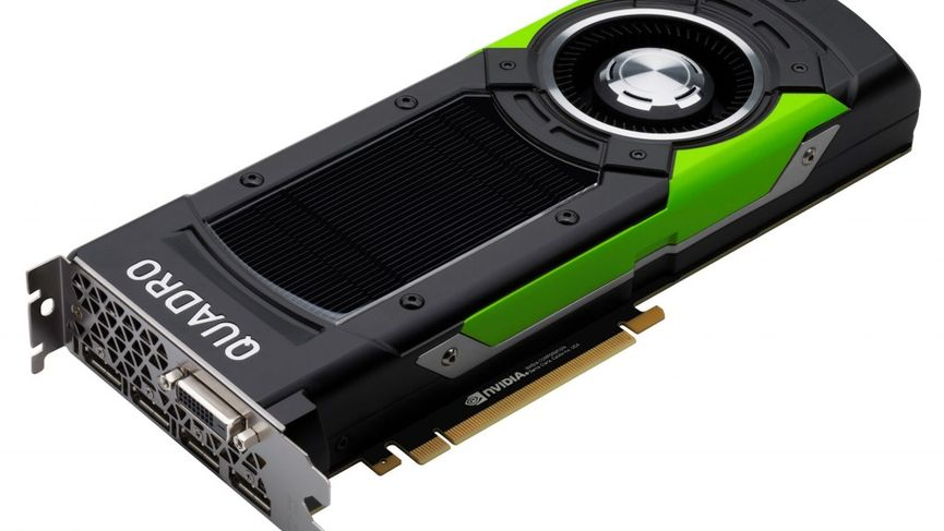NVIDIA Quadro P6000, Mental Ray GPU, Iray VR e NVIDIA Optix 4