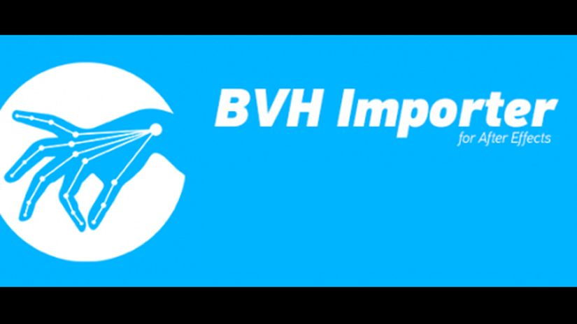 BVH Importer for After Effect