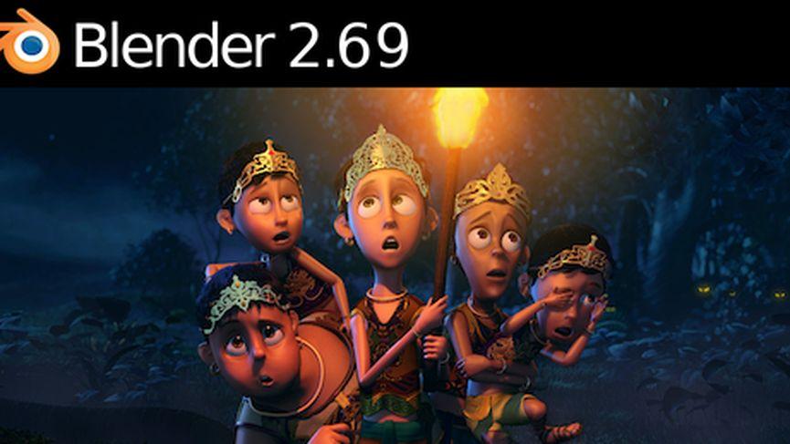Blender 2.69 Release Candidate