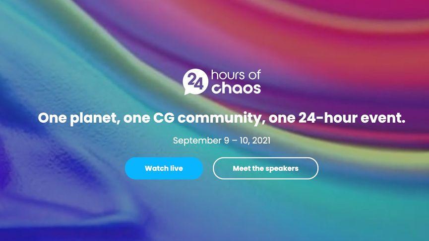 24 Hours of Chaos (evento gratuito)