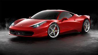 Ferrari 458 Italia - Vray