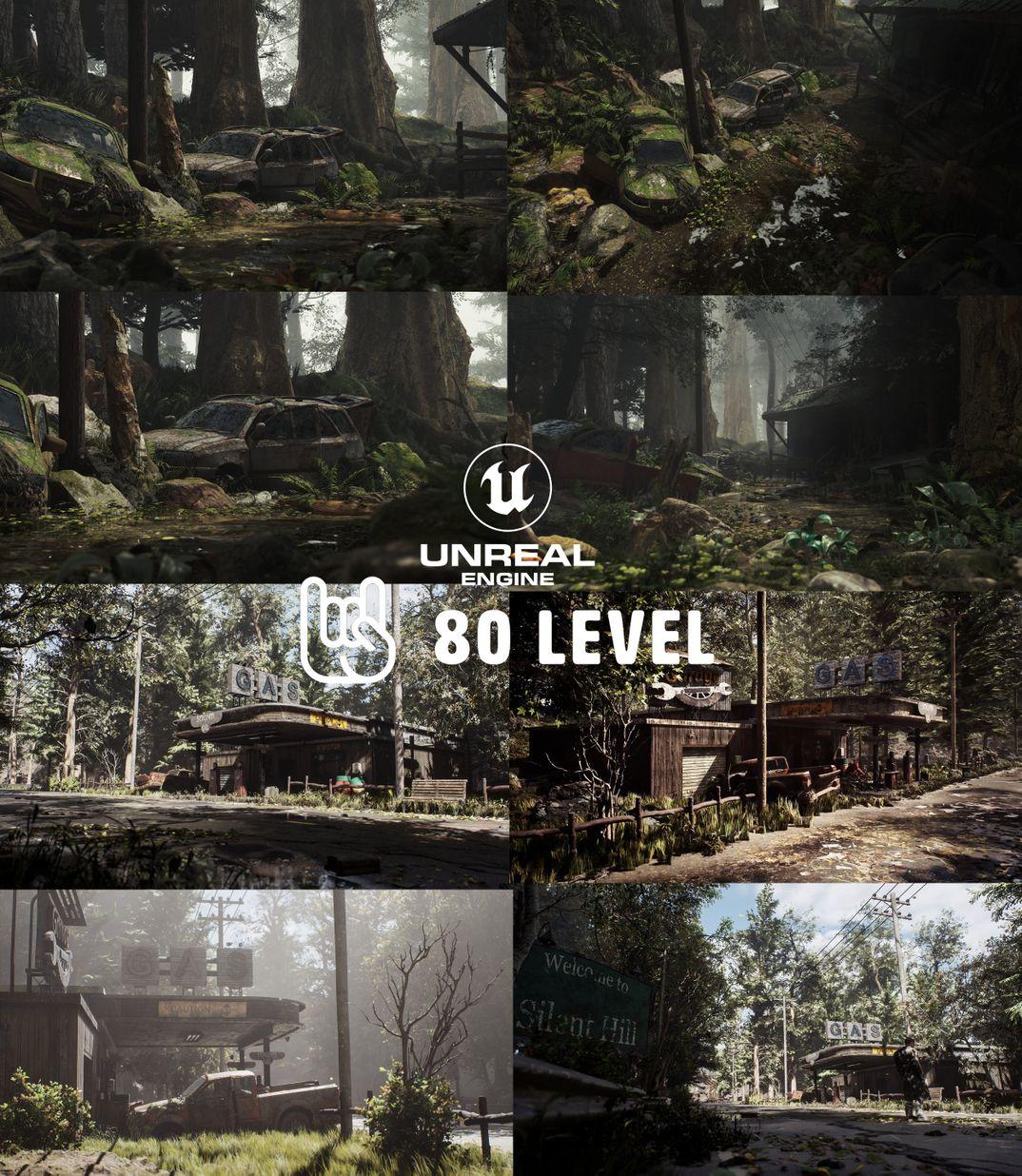 Showreel Unreal Engine 5
