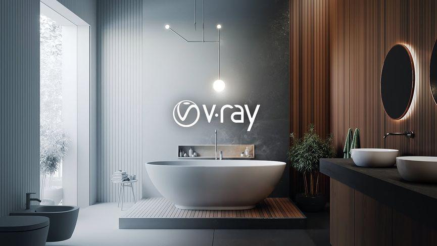 Creazione dei materiali per la scena di un bagno   3ds Max, V-Ray e Corona