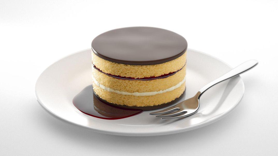 Dessert 3D