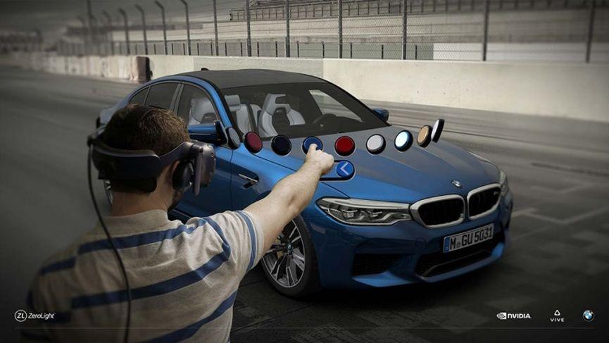Il Foveated Rendering delle nuove NVIDIA RTX - by Zerolight, HTC e BMW