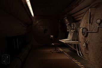 Vault - control room