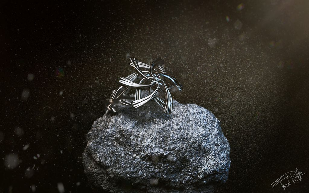 Galadriel's Ring By The Lord Of The Rings