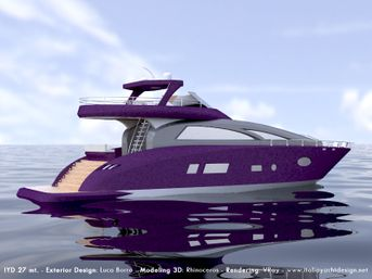 Iyd Yacht 27 Metri...final Render