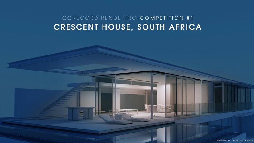CG Record Rendering Competition #1
