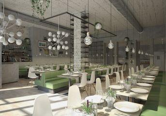 ristorante 3DStudioMax + Vray