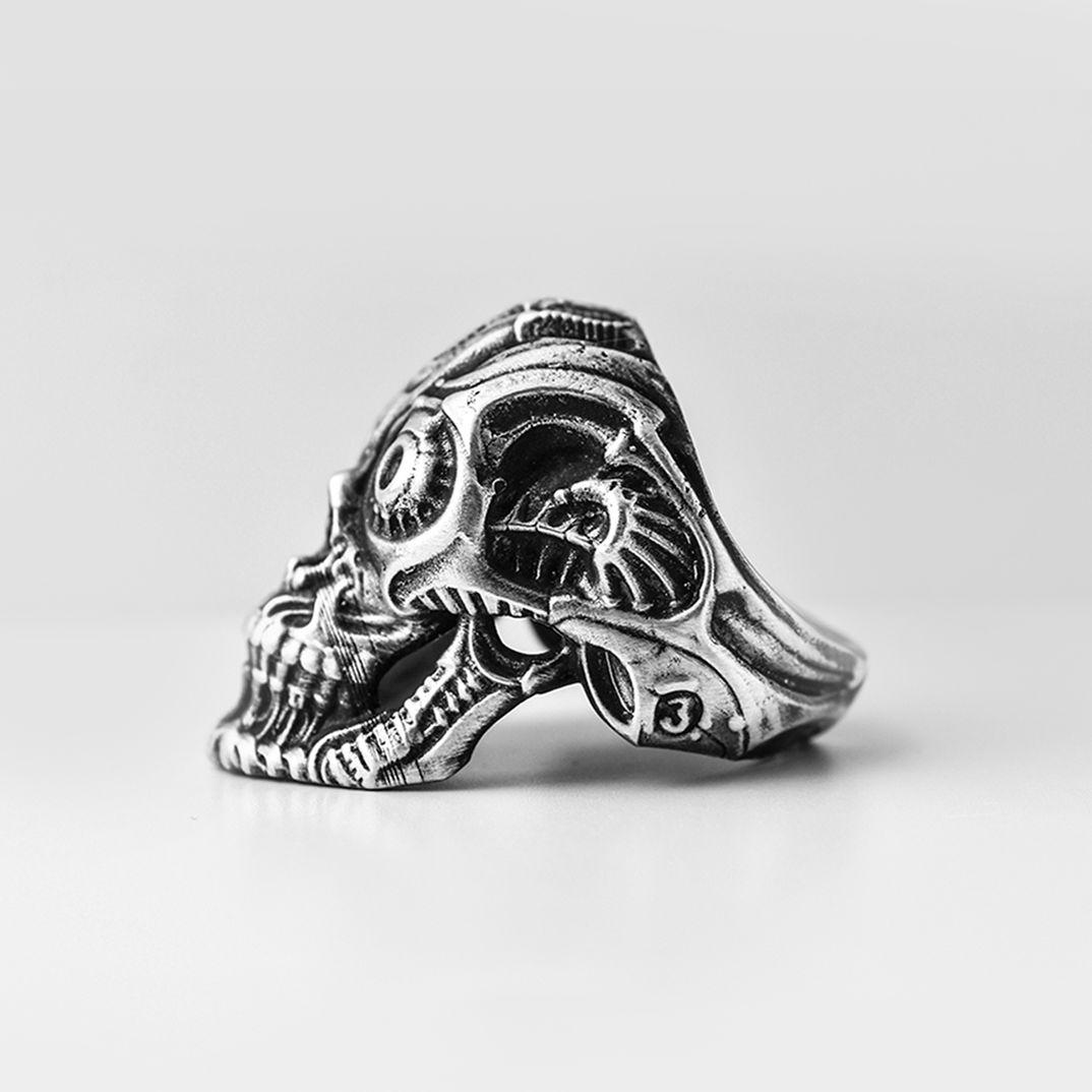 SkullRing NIII