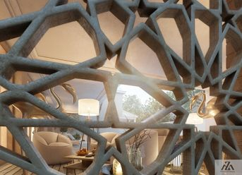 Arabic Modern House