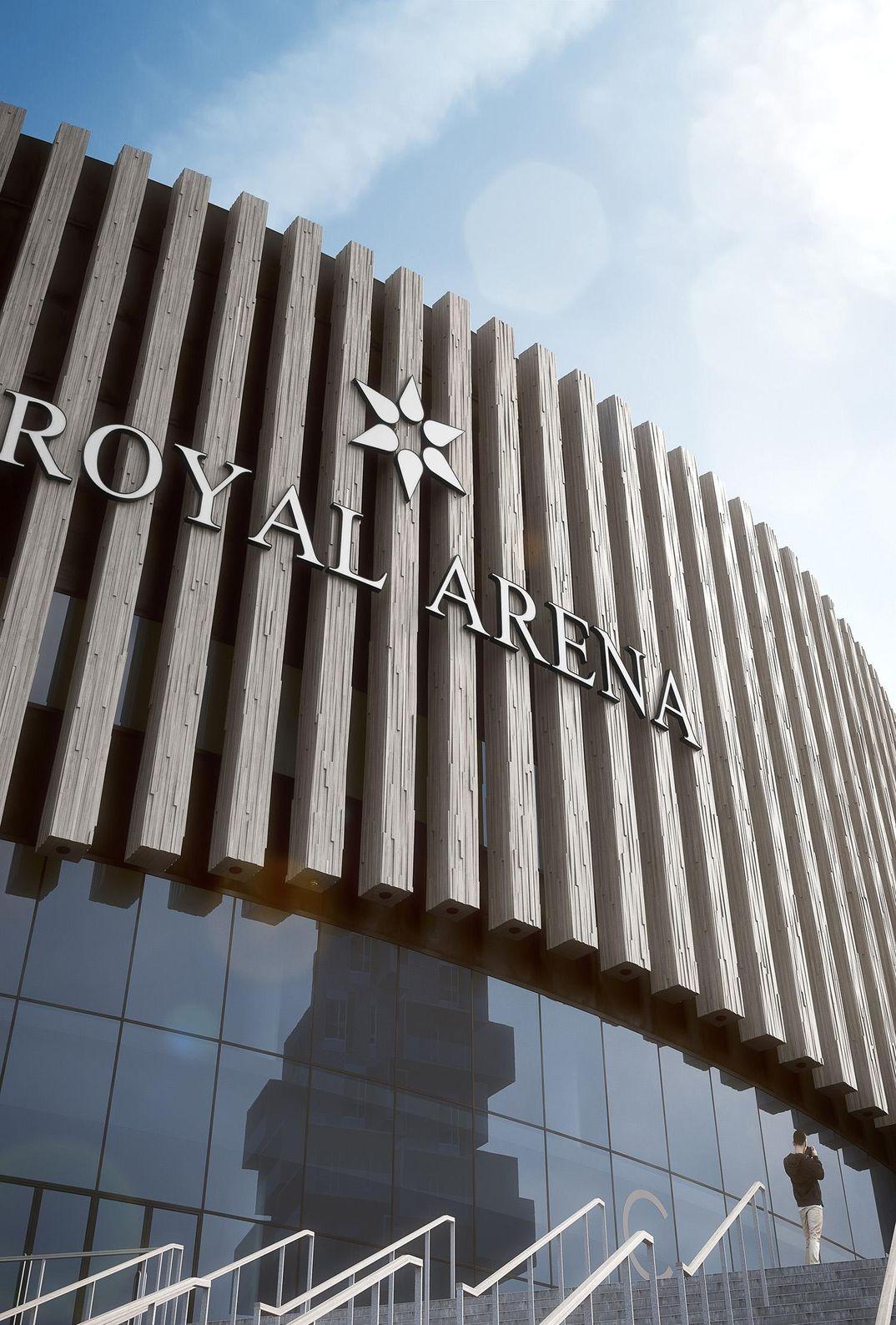 Replication Challenge   3XN Royal Arena