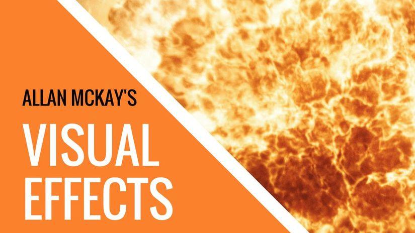 Allan McKay -  FireBall (10 hour free vfx training course)