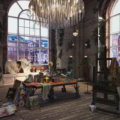 Scandinavian Atelier