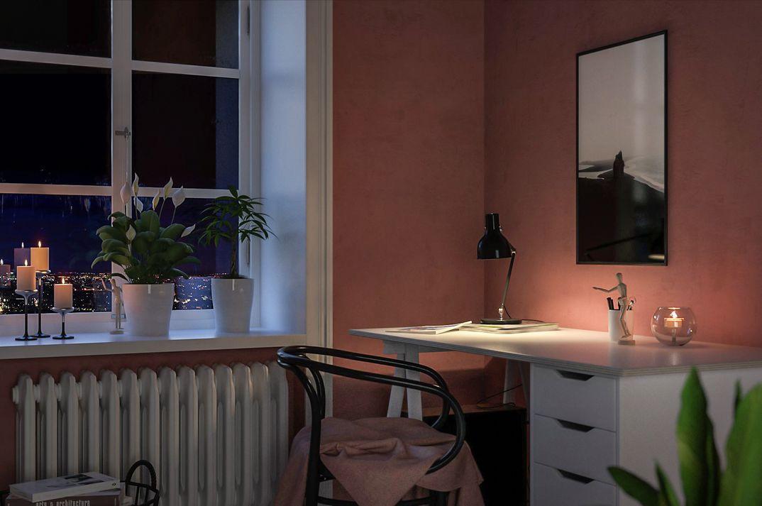 A Cozy Studio - Night Version