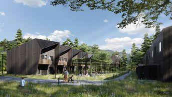 Torvmyra- residential buildings in Norway