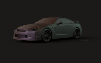 Nissan GT-R 35 (2007)