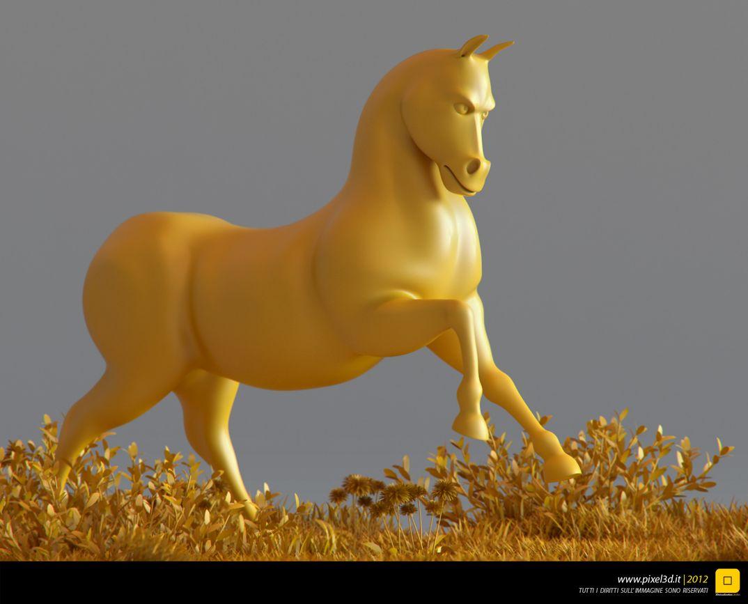 Horse W.I.P.