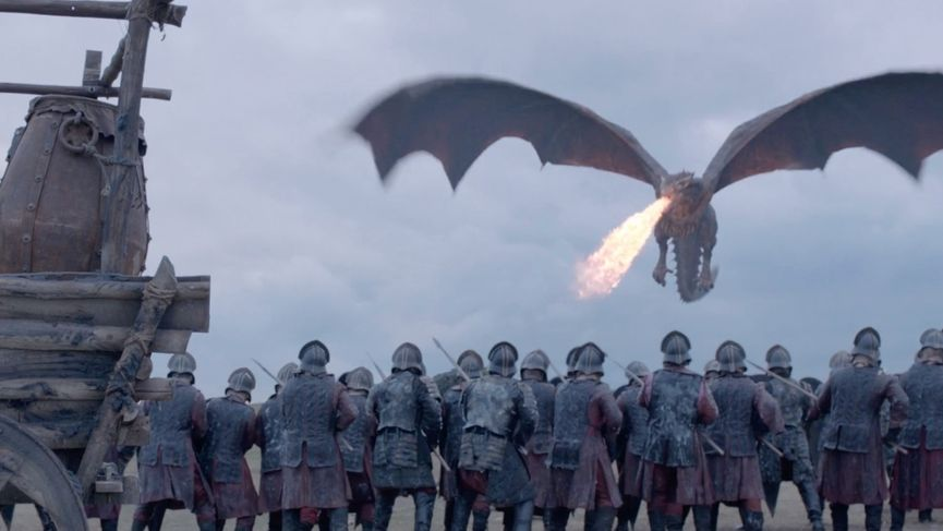 Image Engine: breakdown su Game of Thrones Stagione 7