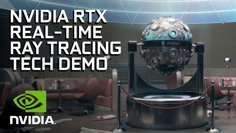 Nvidia presenta NVIDIA RTX, il realtime di qualità cinematografica