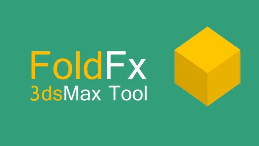FoldFx per 3ds Max