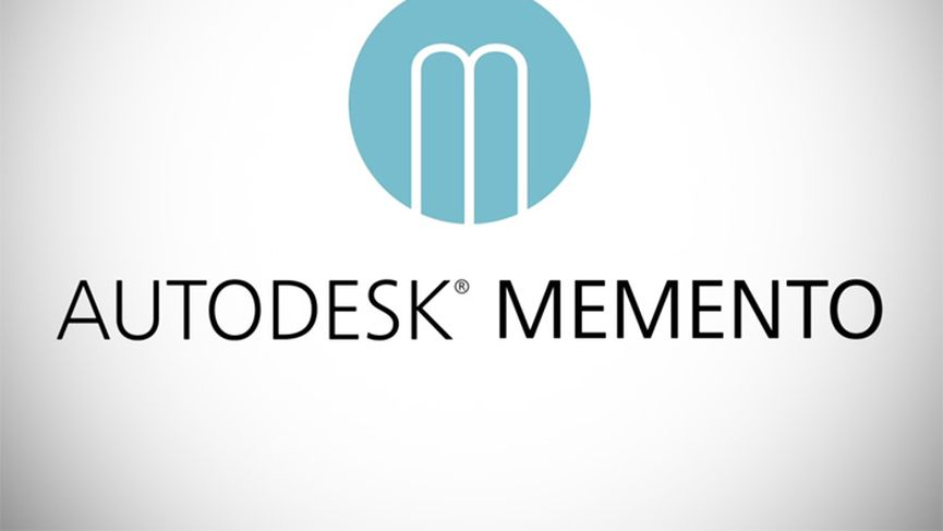 Autodesk Memento - Beta 1.5.0.30