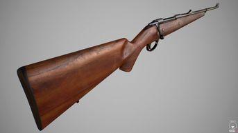Sako Hunter Rifle