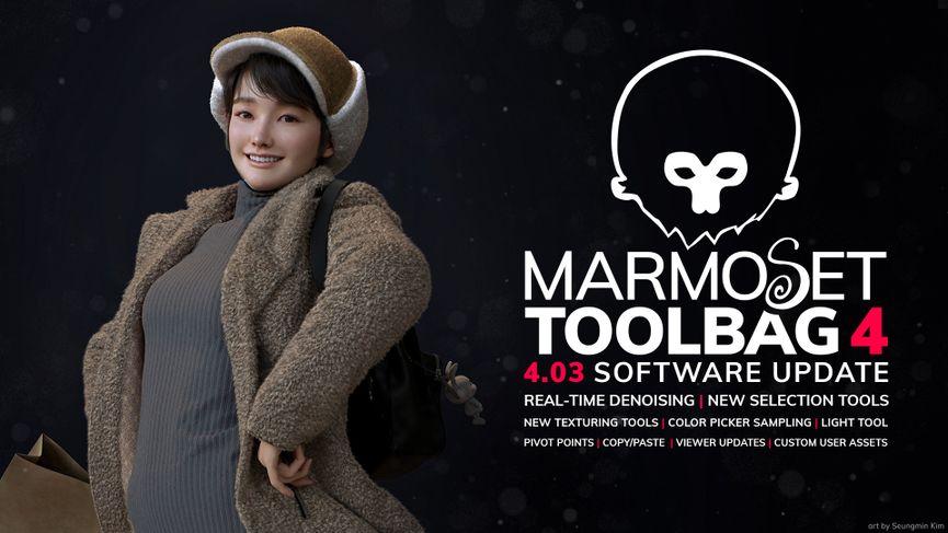 Marmoset Toolbag 4.03