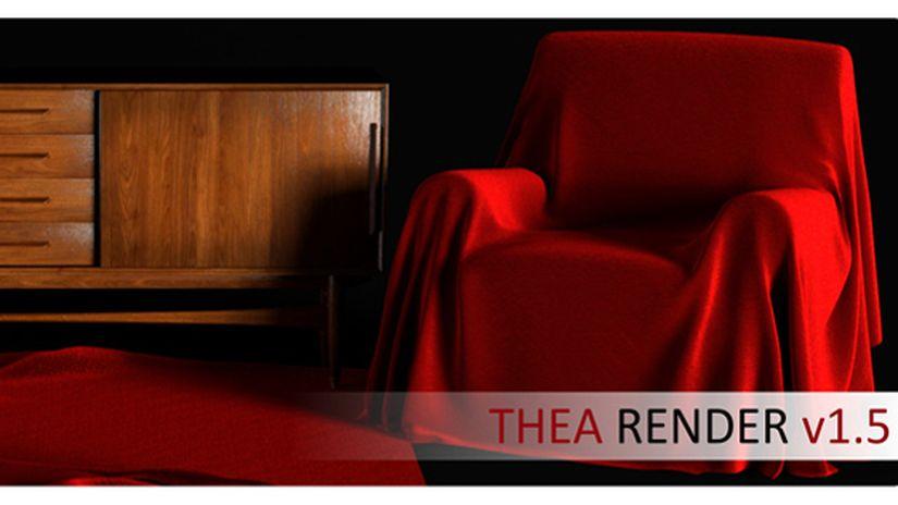 Thea Render 1.5