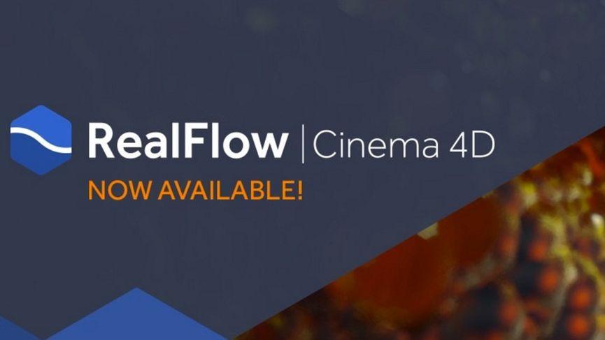 Realflow per Cinema4D