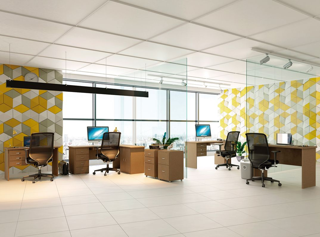 Office Yellow