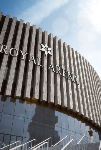 Replication Challenge | 3XN Royal Arena