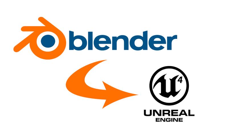 Blender For Unreal Engine