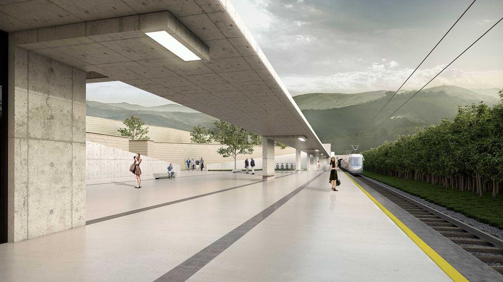 Stazione Tufo (AV)