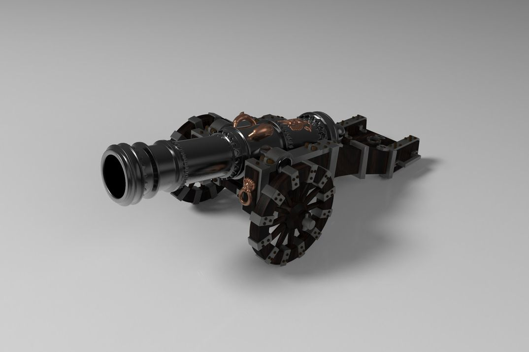 Imperial cannon Warhammer fantasy