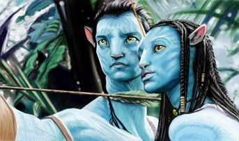 Avatar drawing