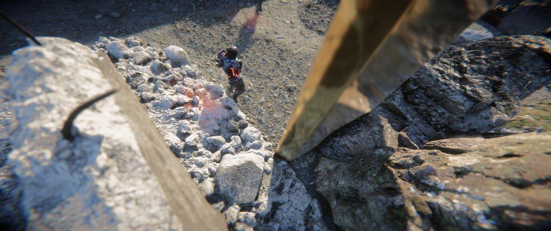 The Obelisk - demo realtime Unity Engine