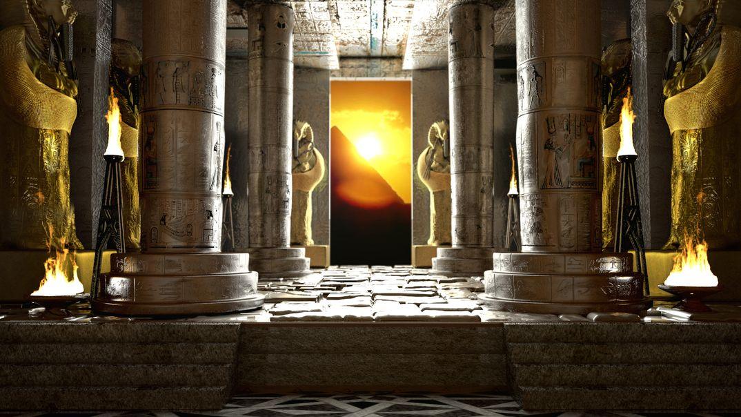 Egypt Temple